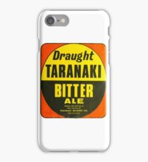 Taranaki Bitter Coaster iPhone Case/Skin