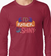 So Shiny T-Shirt