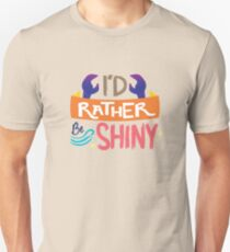 So Shiny Unisex T-Shirt