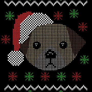 Dog Ugly Christmas Sweaters by newcris