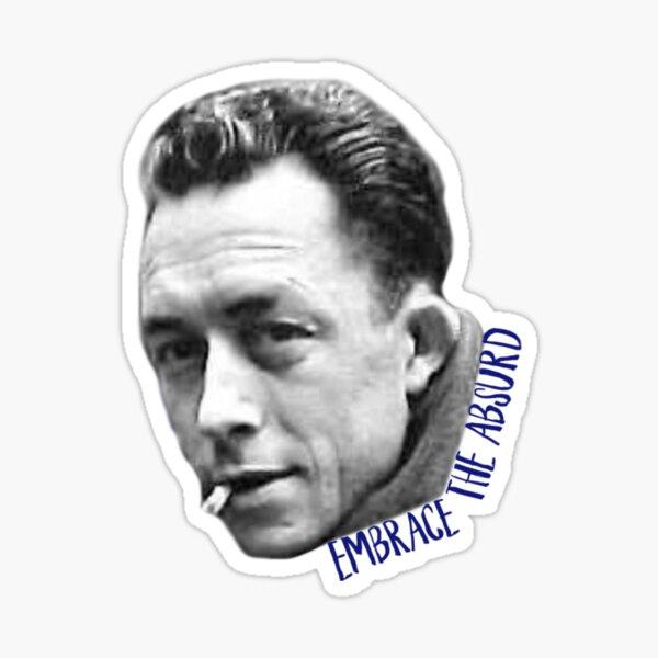 Camus Sticker