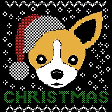 Dog Christmas by newcris