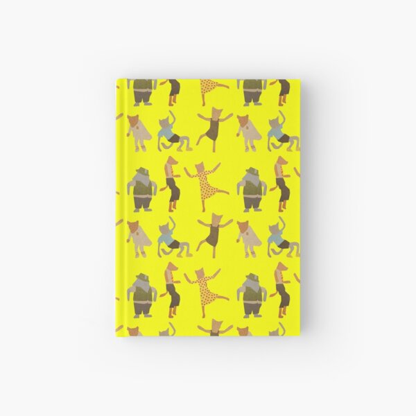 Let Her Dance Hardcover Journal