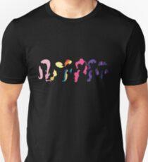 My Little Pony Mane Six Unisex T-Shirt