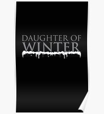 Game of Thrones Daughter of Winter Poster