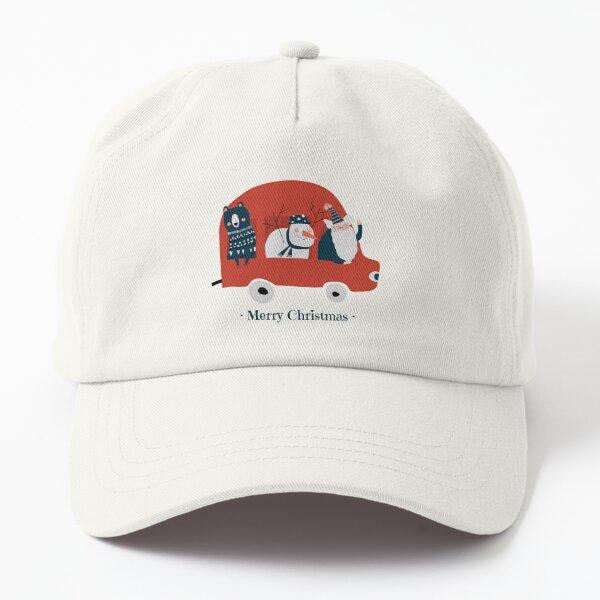 Santa Car Dad Hat