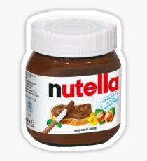 Nutella Sticker