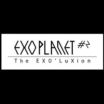 EXO PLANET - The EXO'LuXion - White by poppy-shop