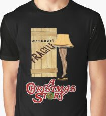A Christmas Story Graphic T-Shirt