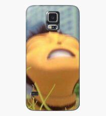 Honig NUSS Cheerios, Barry Benson - Biene Film Meme Hülle & Klebefolie für Samsung Galaxy