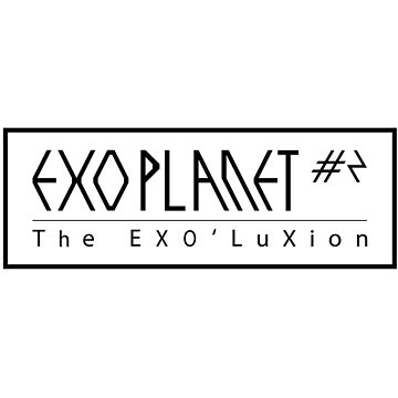 EXO PLANET - The EXO'LuXion - Transparent by poppy-shop
