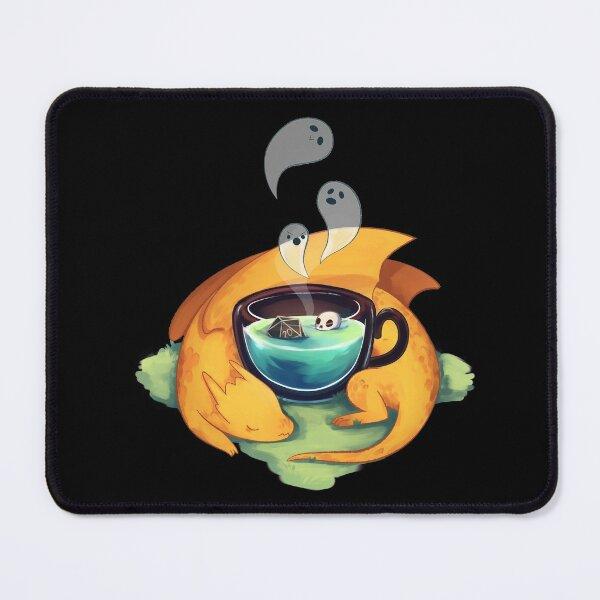 Little pumpkin dragon Mouse Pad