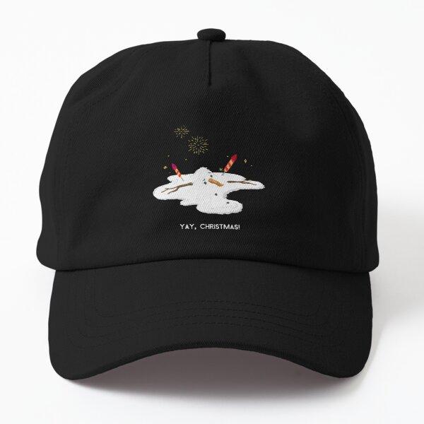 Yay, Christmas! Dad Hat