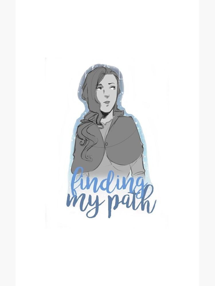 Finding My Path by jillmarbach