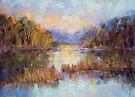 Lake Cathie sunset by Terri Maddock
