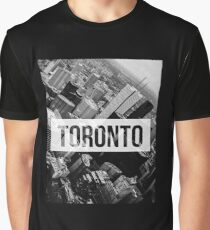 Downtown Toronto Graphic T-Shirt