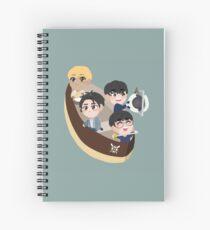 Seventeen Kpop - Make The Seventeen Spiral Notebook