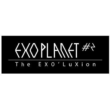 EXO PLANET - The EXO'LuXion - Black by poppy-shop