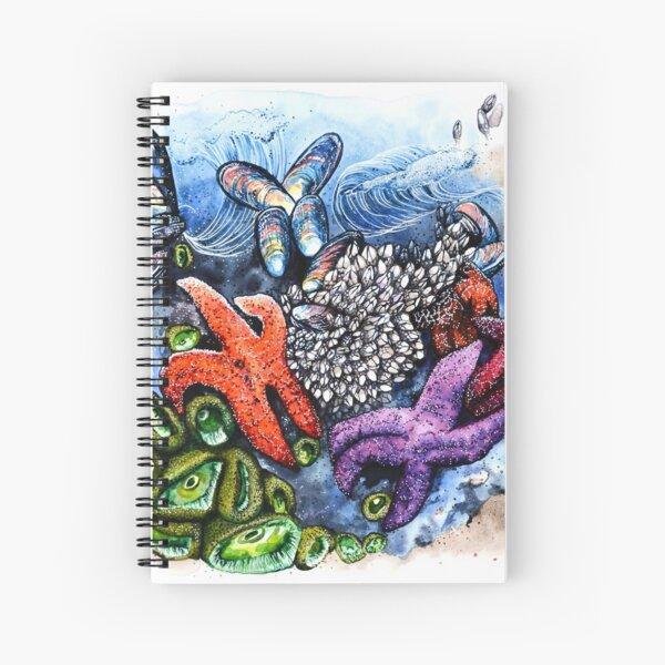 Sequilibrium Spiral Notebook