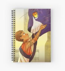 The Last Paladin Spiral Notebook