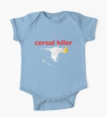 Cereal Killer One Piece - Short Sleeve
