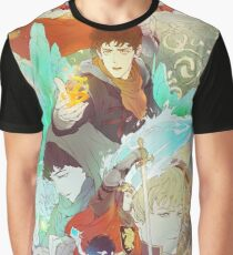 BBC Merlin: Emrys Chronicles Graphic T-Shirt