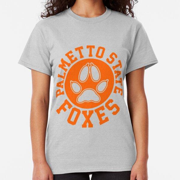 palmetto state circle crest orange Classic T-Shirt