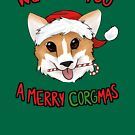 We Welsh you a Merry Corg-mas by alyssadyerart