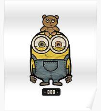 King BOB Poster