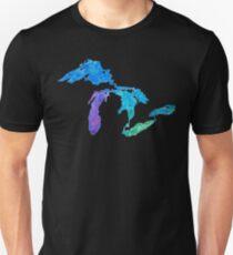 Great Lakes #2 Unisex T-Shirt