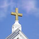 Das Kreuz - eine kraftvolle und einfache Erinnerung an Christi Liebe von Marie Sharp