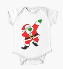 Dab Santa Claus One Piece - Short Sleeve