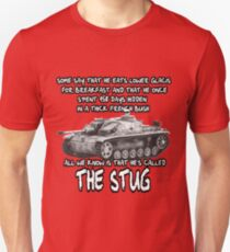 Stug WW2 tank destroyer T shirt Unisex T-Shirt