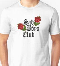 Sad Boys Club (On White) Unisex T-Shirt