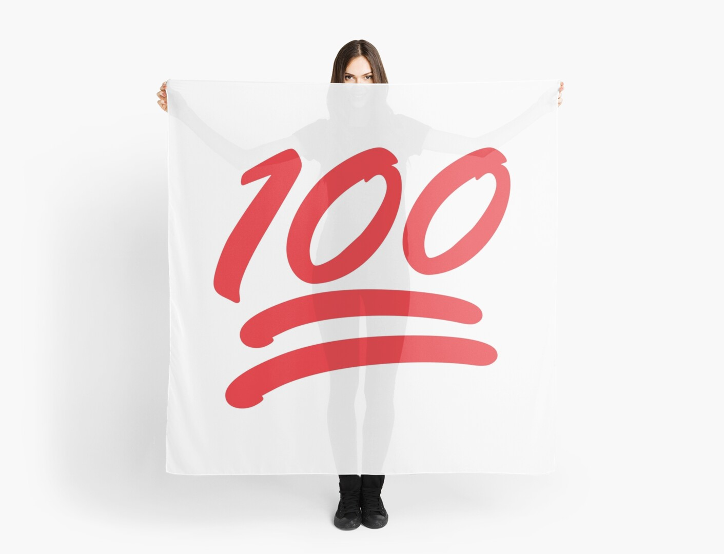 Emoticons emoji shirt keep it 100 emoji shirt scarves by emoticons emoji shirt keep it 100 emoji shirt by essetino buycottarizona