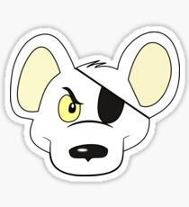 Danger Mouse - He's the greatest! Sticker