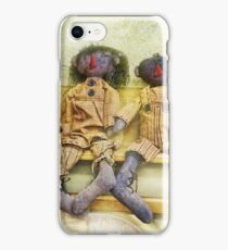 Uncomely Pair iPhone Case/Skin