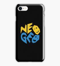 Neo Geo Logo iPhone Case/Skin