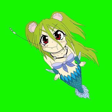 muromi-san by calderonart