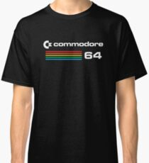Commodore 64 Retro Computer Classic T-Shirt