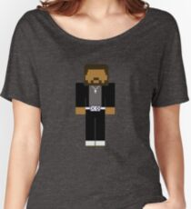 The Weeknd - Minecraft Women's Relaxed Fit T-Shirt