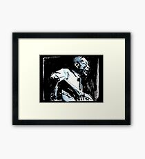 Son House Framed Print