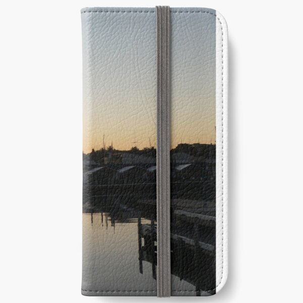 Geelong Ferris Wheel Sunrise iPhone Wallet