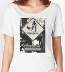 Stingers Women's Relaxed Fit T-Shirt