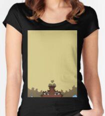 Atsuko Women's Fitted Scoop T-Shirt
