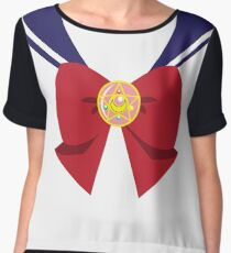 Sailor moon  Women's Chiffon Top