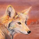 Little Coyote by Ria Spencer