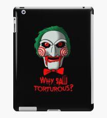 Why so Torturous? iPad Case/Skin