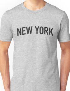 Classic New York Tee Unisex T-Shirt