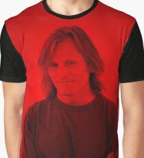 Viggo Mortensen - Celebrity Graphic T-Shirt